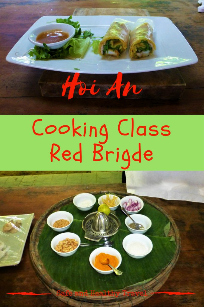 Cooking Class Red Brigde
