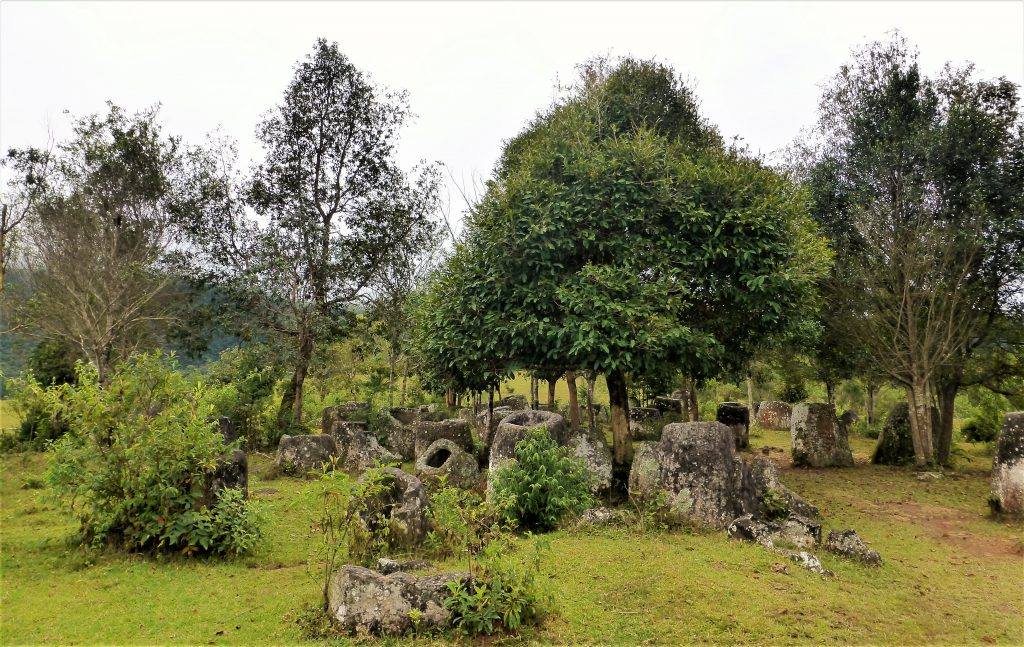 The Mysterious Plain of Jars