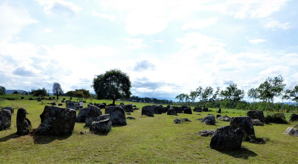 The Mysterious Plain of Jars - Phonsavan