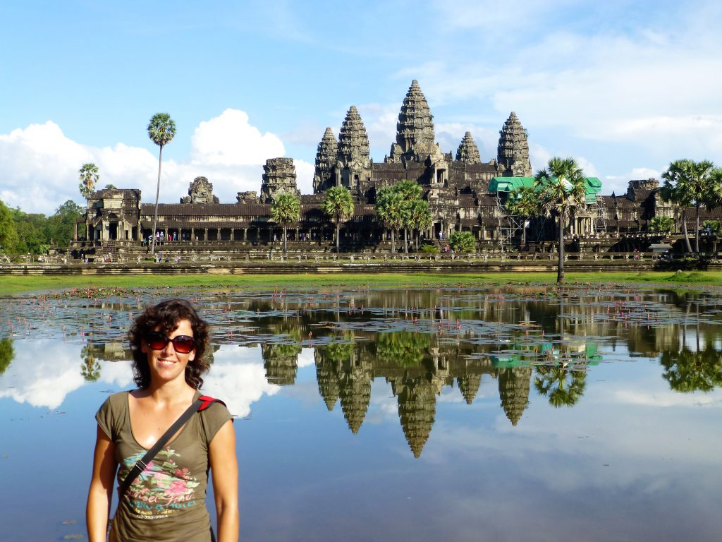 Three days at Angkor, Cambodia - Siem Reap