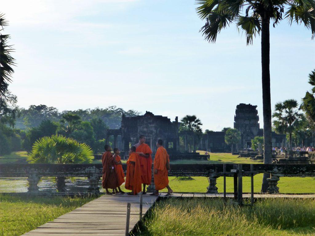 Three days at Angkor, Cambodia - Siem Reap