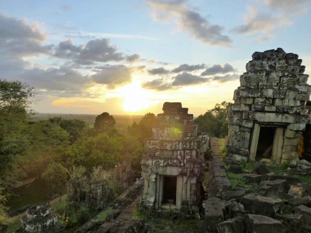 Visiting Angkor Wat, Cambodia - Siem Reap