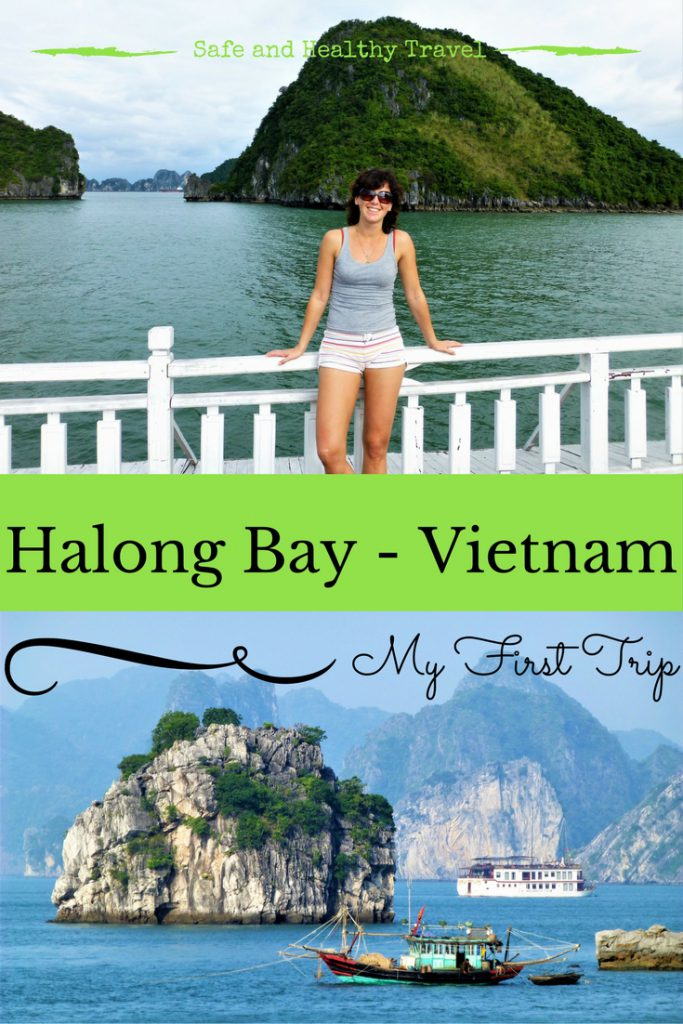 My First Trip at Halong Bay