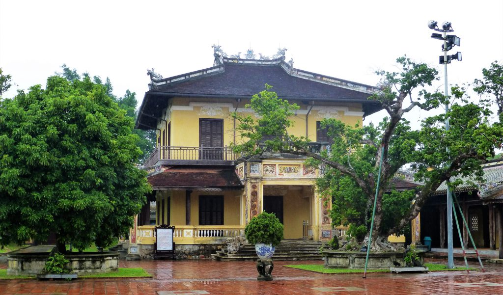 Citadel of the Nguyen Dynasty