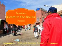 Scam in the Souks