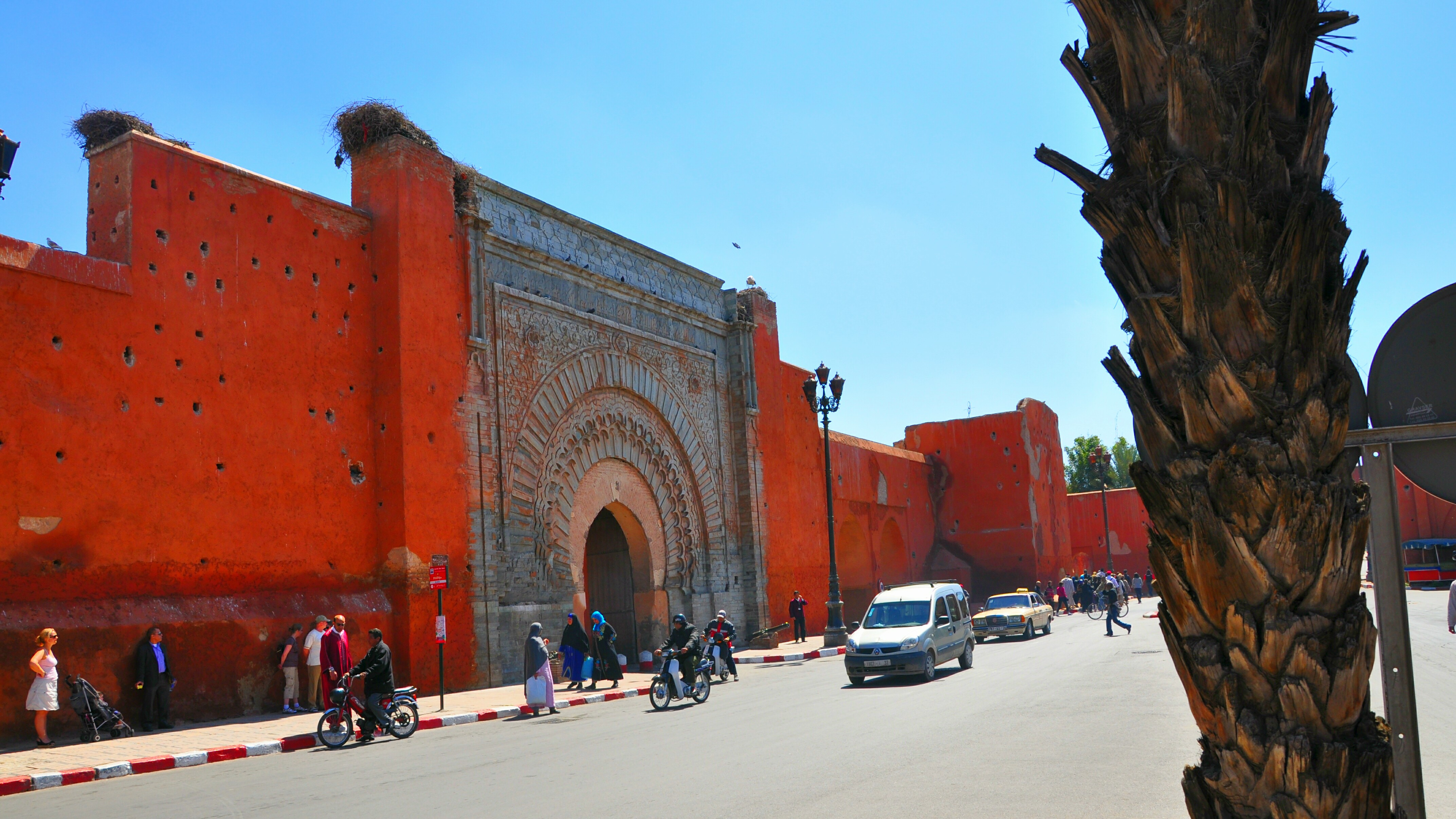 Bab Agnao - Biking Marrakesh