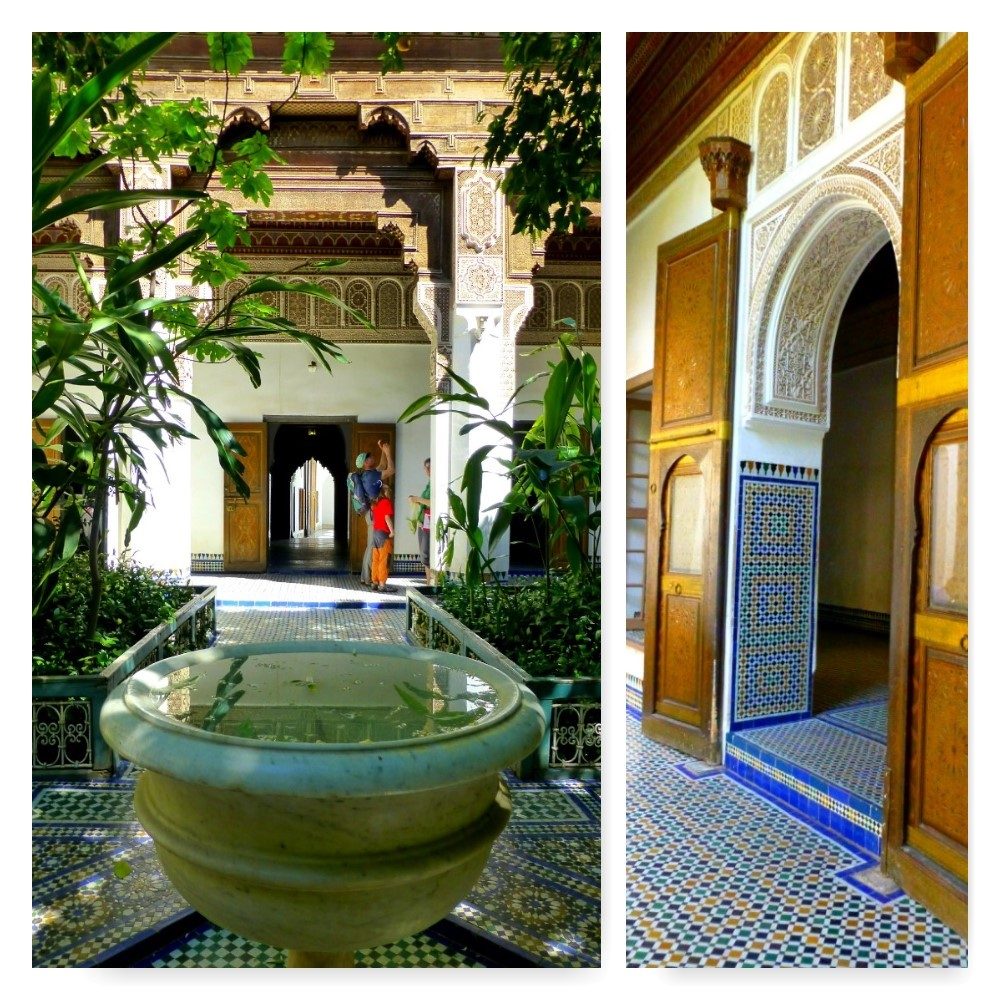Bahia, Marrakesh