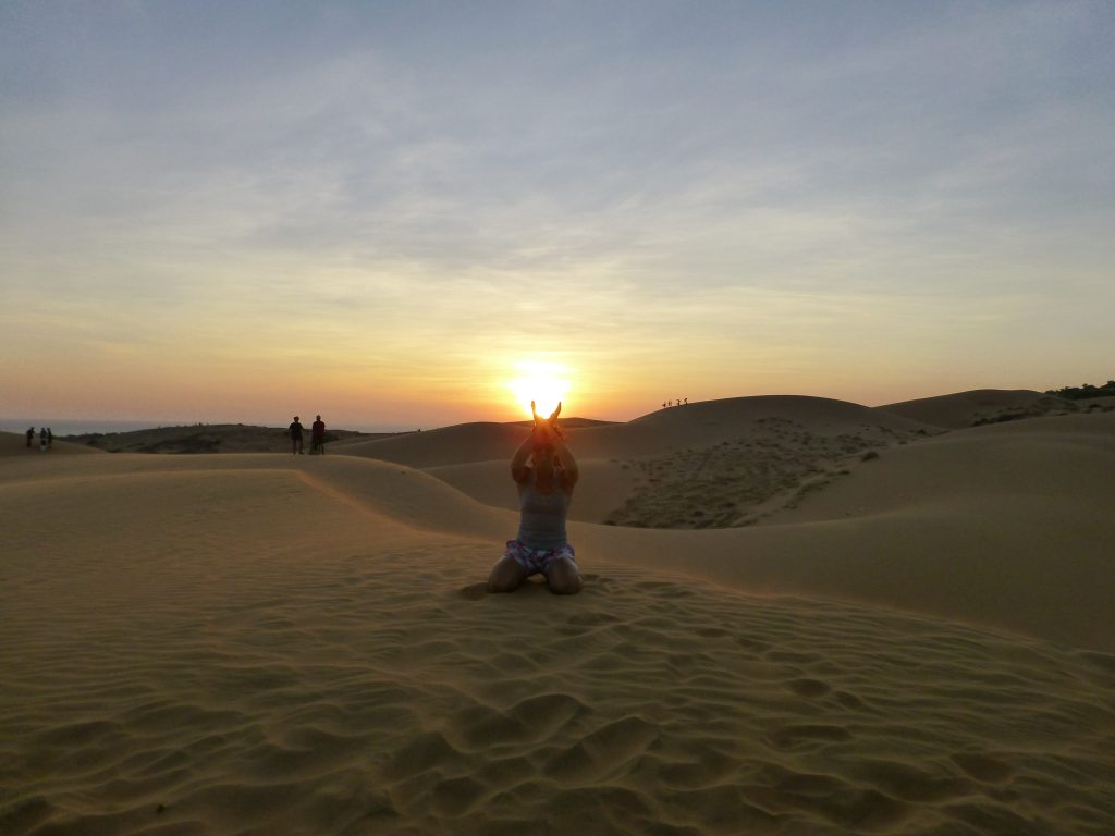 Fairy Stream and Sand Dunes - Mui Ne