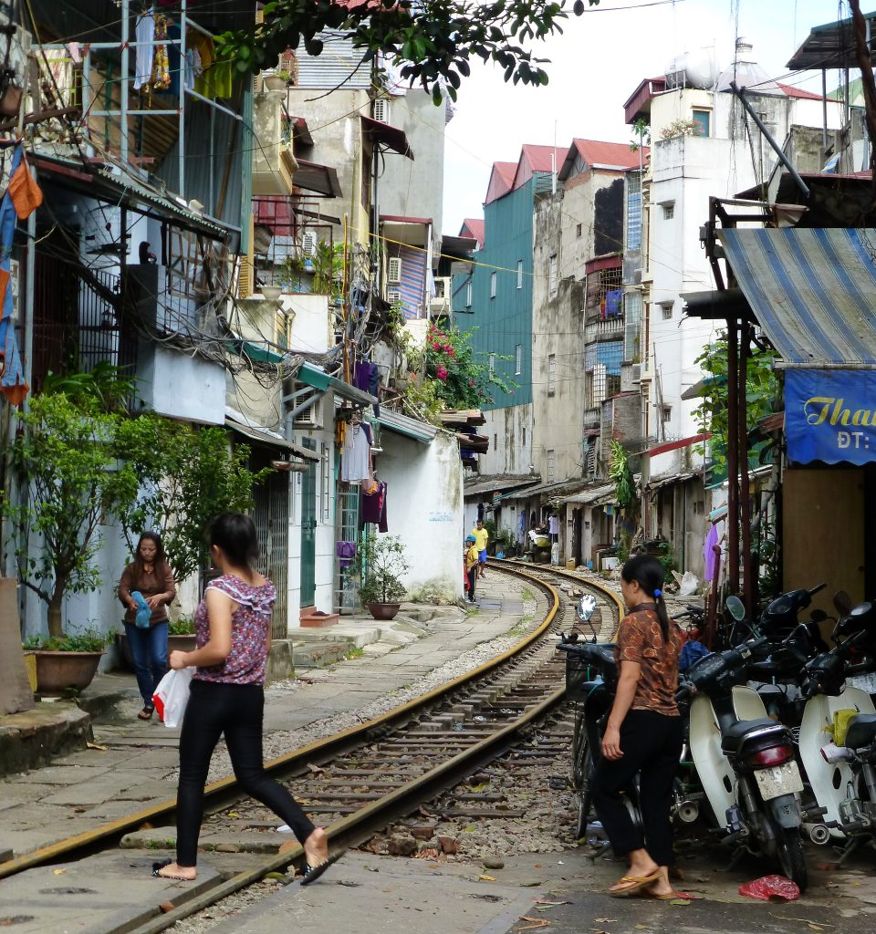 Spending a Day in Hanoi - Vietnam