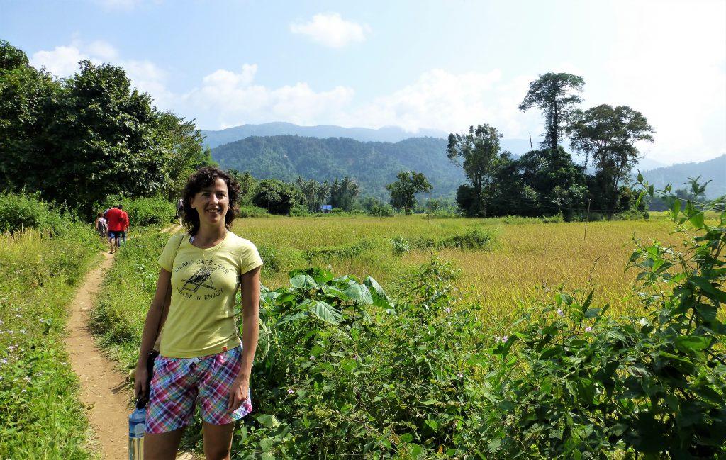 Tubing in Vang Vieng - Laos