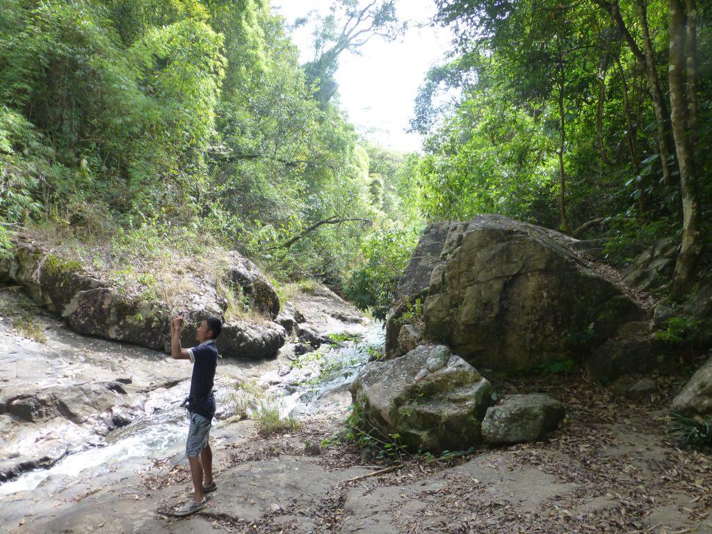 Canyoning in Dalat