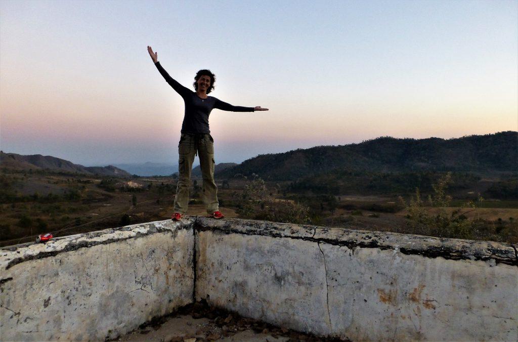 Trekking near Hsipaw