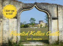 Haunted Kellies Castle