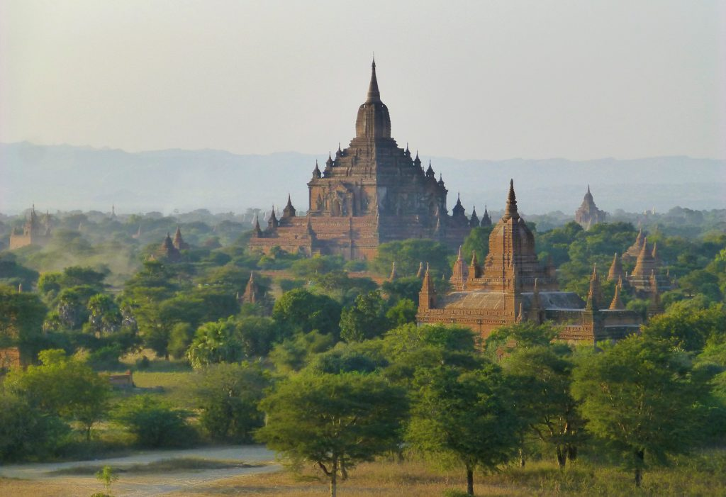 My Journey Through Myanmar