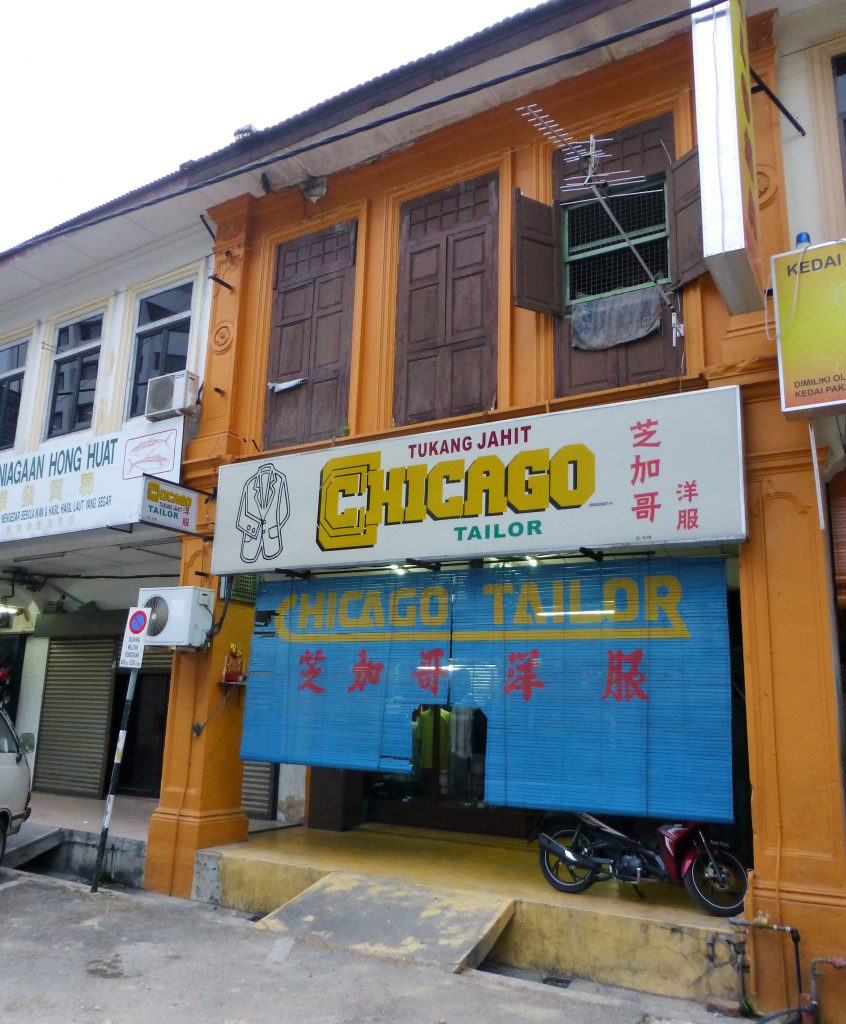 The Shops of Ipoh, Malaysia