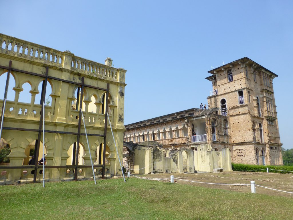 Haunted Kellies Castle - Ipoh malaysia