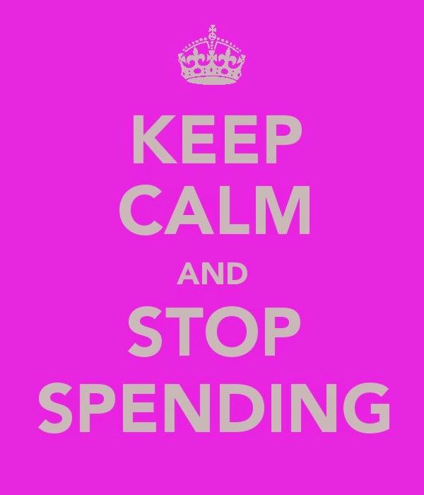 Keep Calm and Save Money
