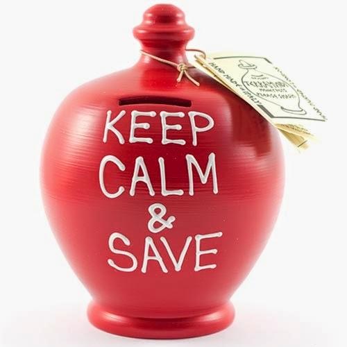 Keep Calm and Save