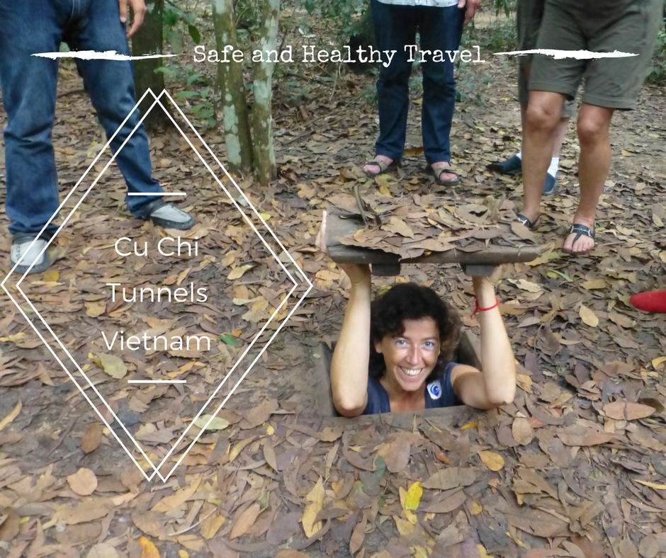 Visiting the Cu Chi Tunnels as a daytrip from HCM city - Vietnam