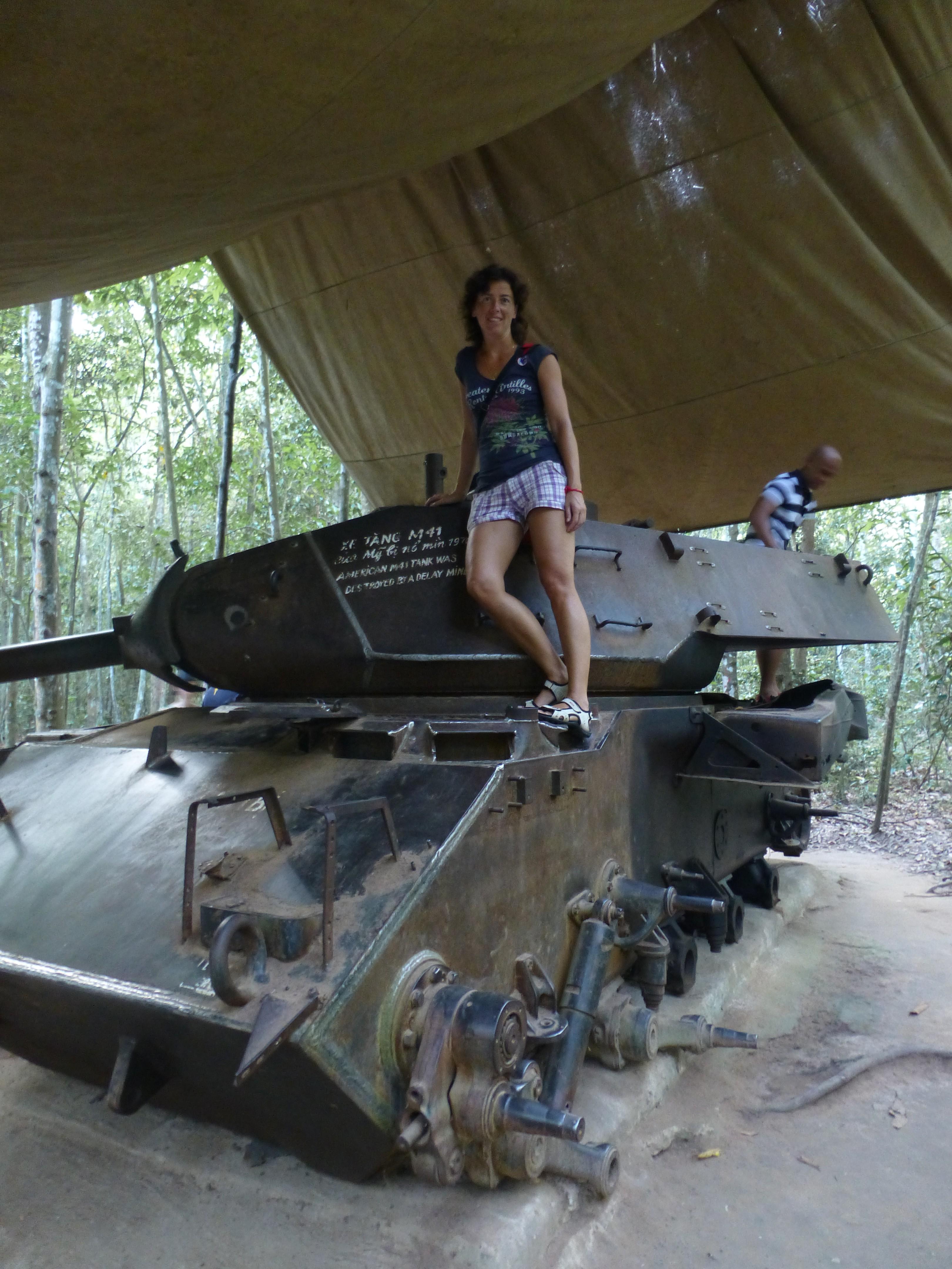 Cu Chi Tunnels - Vietnam
