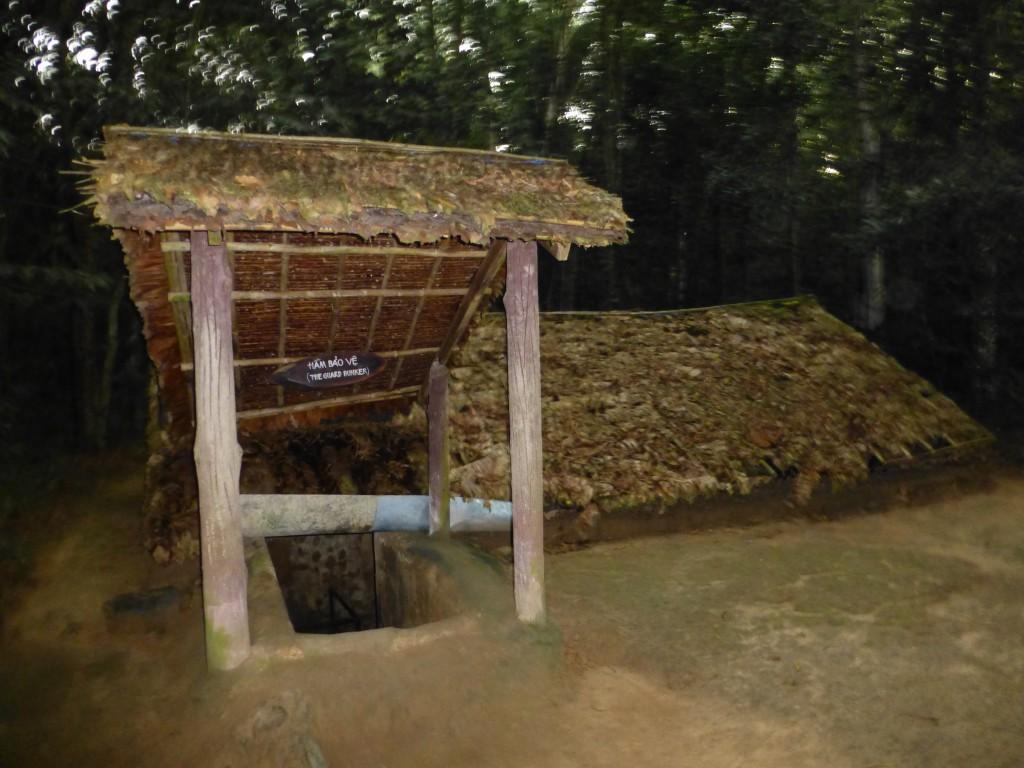 De Cu Chi Tunnels, Vietnam