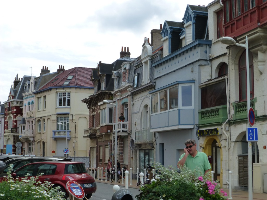 Historical Houses Dunkerque