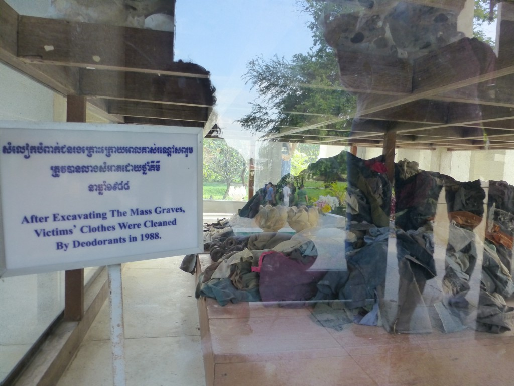 The Horrors of the Khmer Rouge. Phnom Penh - Cambodia