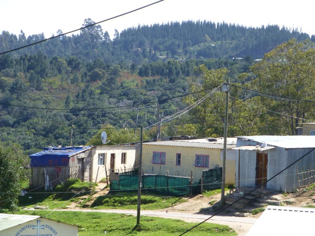 Zuid Afrika Township Tour Knysna