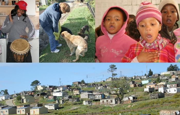 Township Toer in Knysna Zuid Afrika Emzini Tours