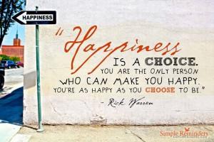 Dat moment dat je gelukkig maakt
