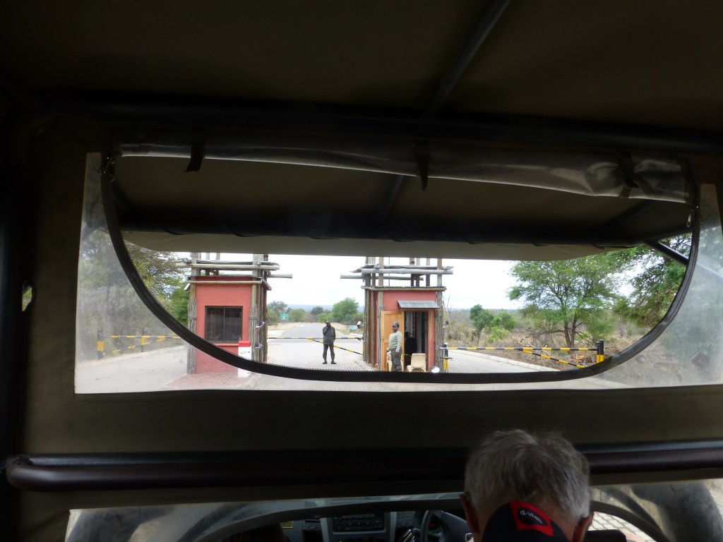 De derde dag van mijn Wildlife Avontuur, Zuid Afrika