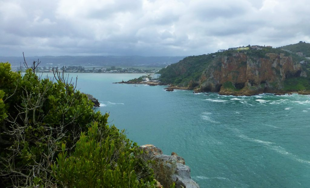 The Famous Knysna Heads, Featherbed Nature Reserve - South Africa