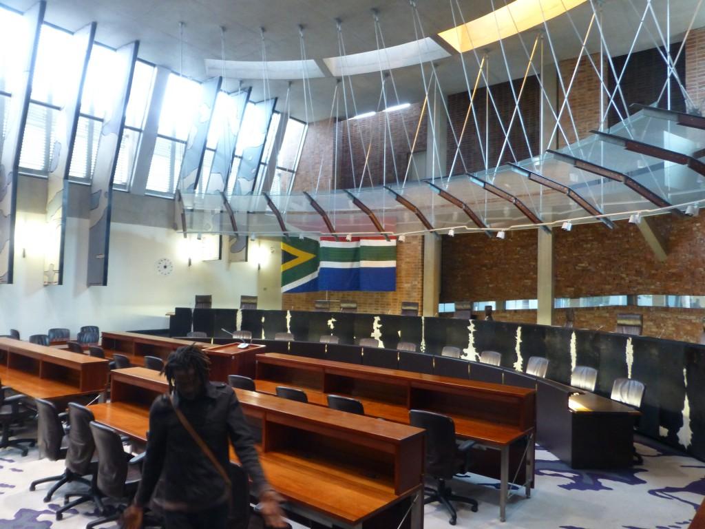 Een dag in Johannesburg
