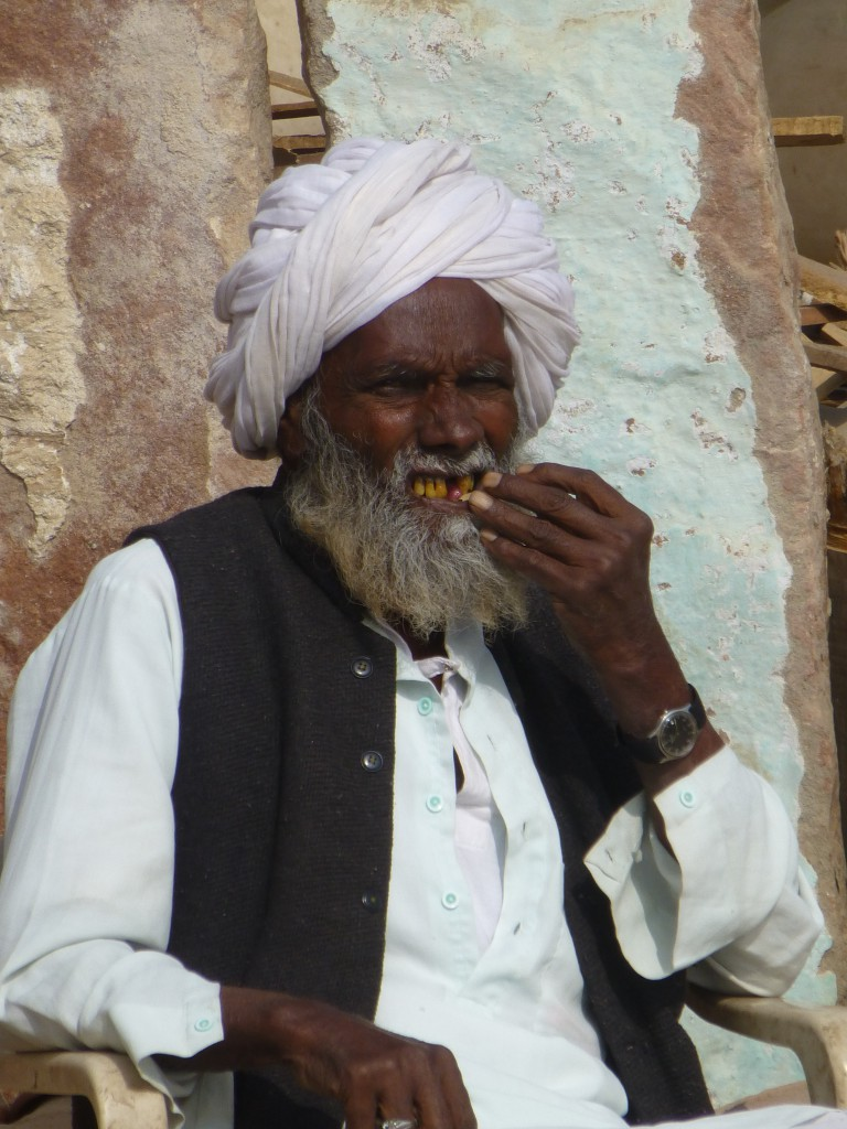 The men of Rajasthan - India