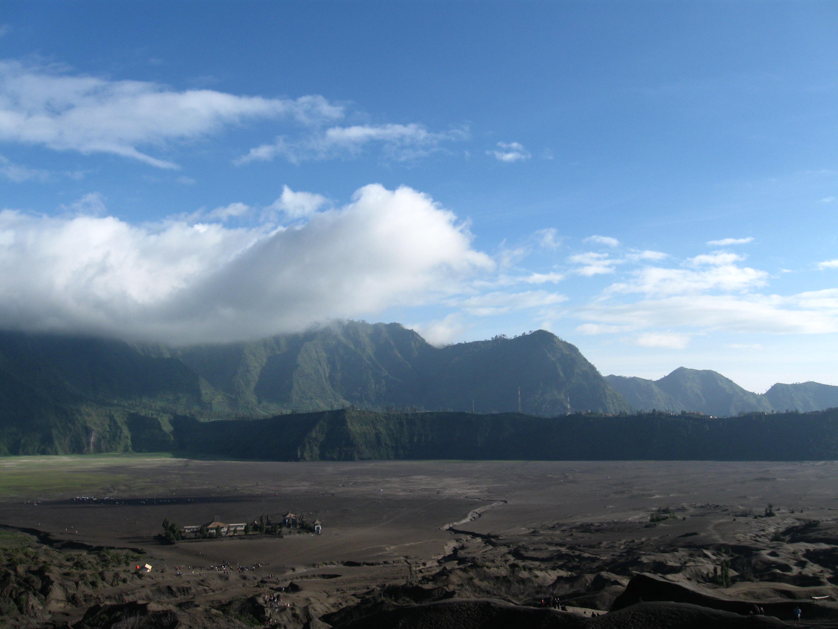 Vulcano Java