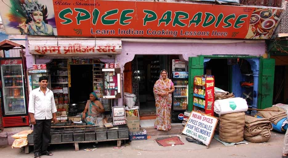 Spice and Paradise Jodhpur