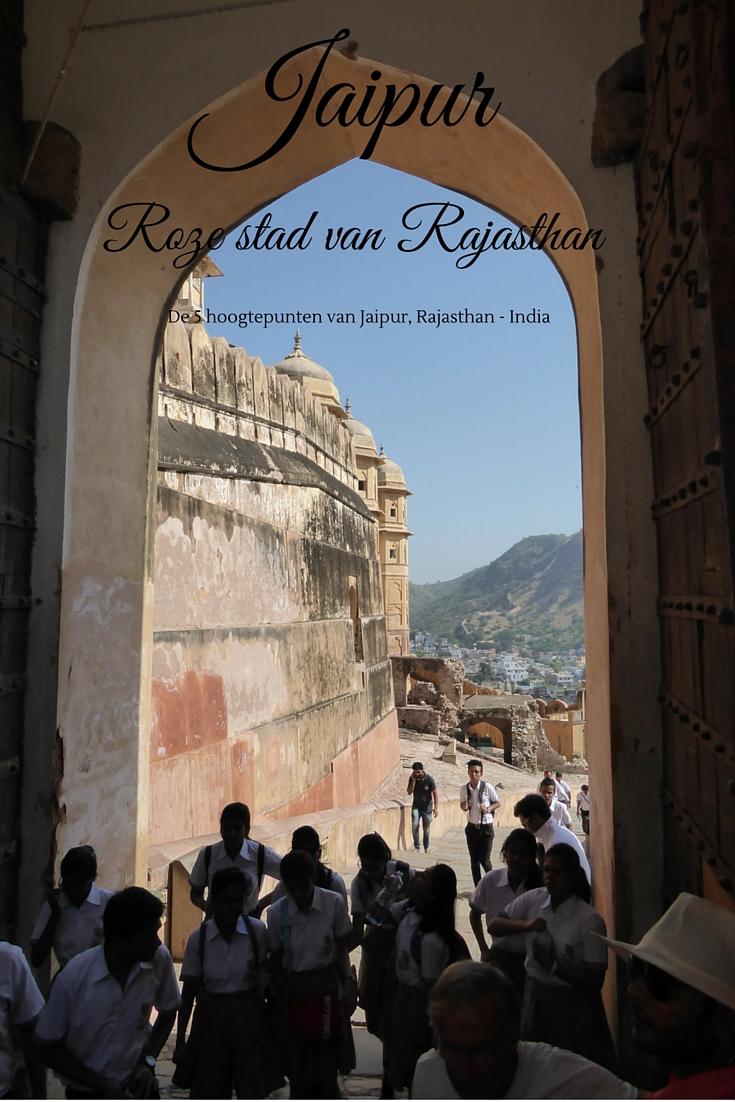 5 Hoogtepunten in Jaipur - Rajasthan