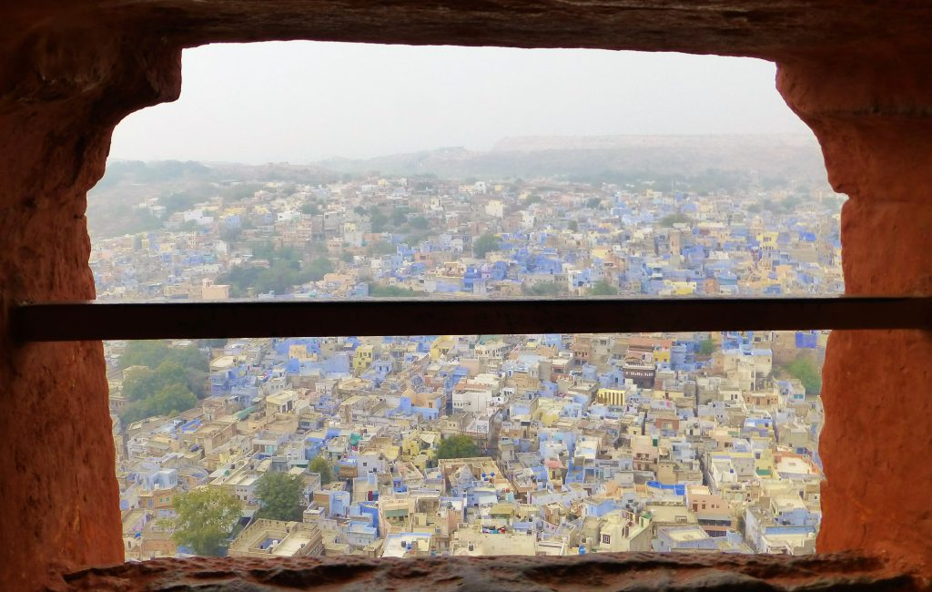 Bleu City of India: Jodhpur
