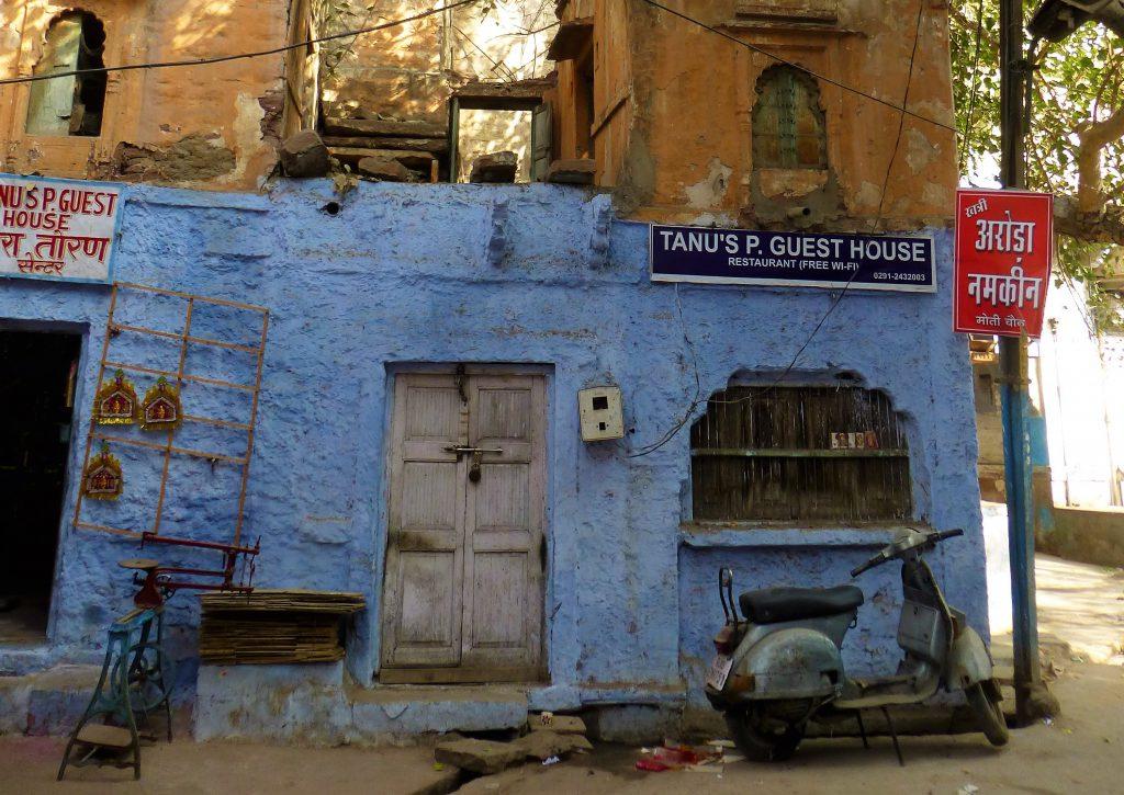 Jodhpur, the Blue city in Rajasthan - India