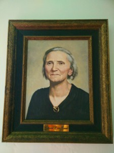 Johanna F. van Buren, Hellendoorn