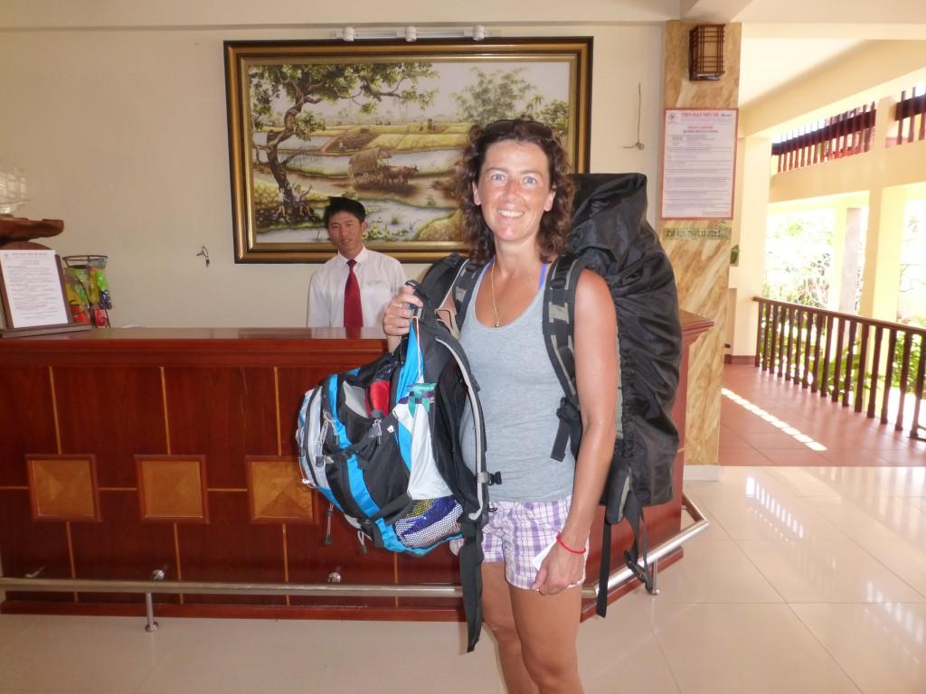 Backpacker Me, Vietnam