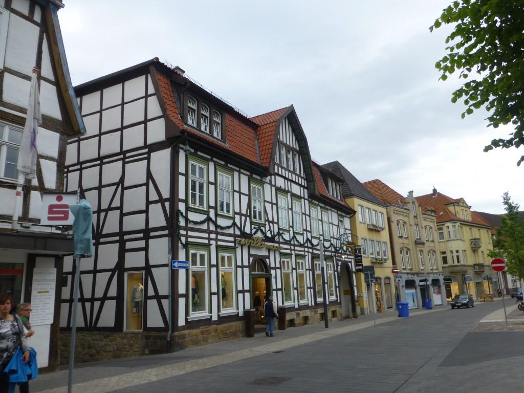 Warburg City