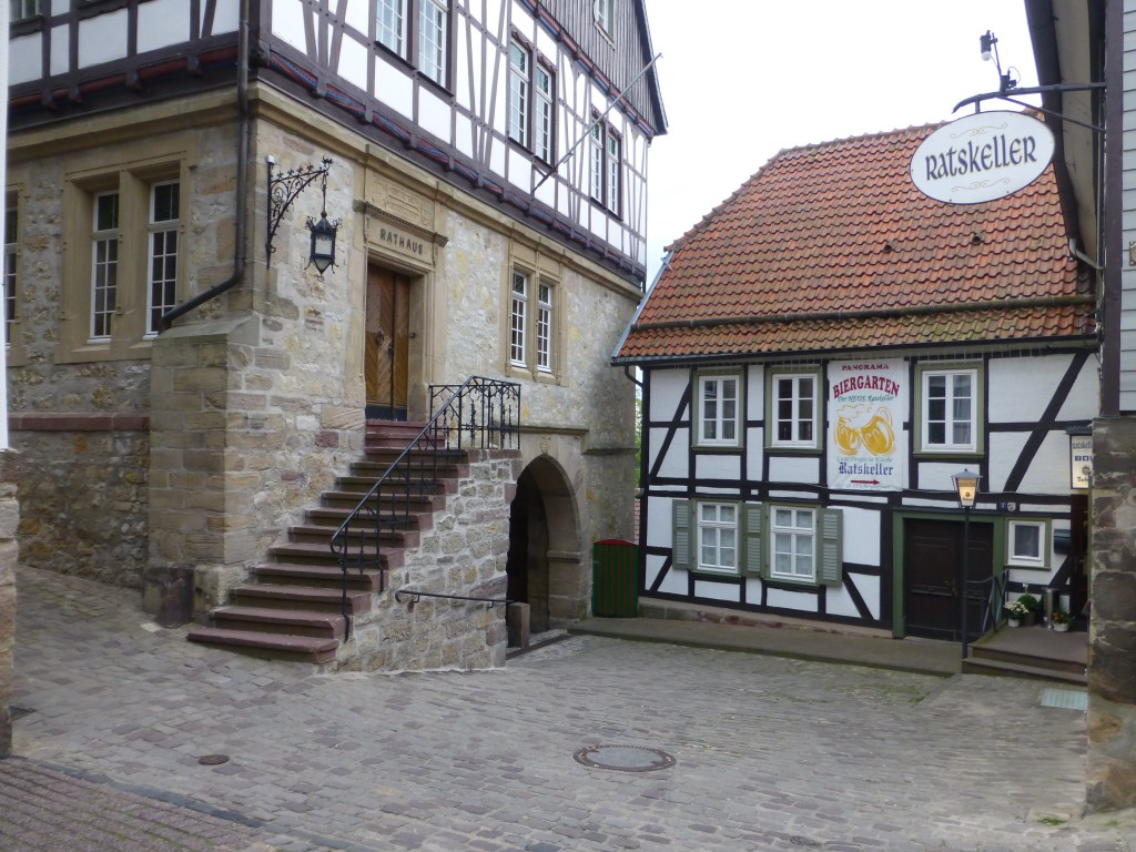 Cityhall Warburg