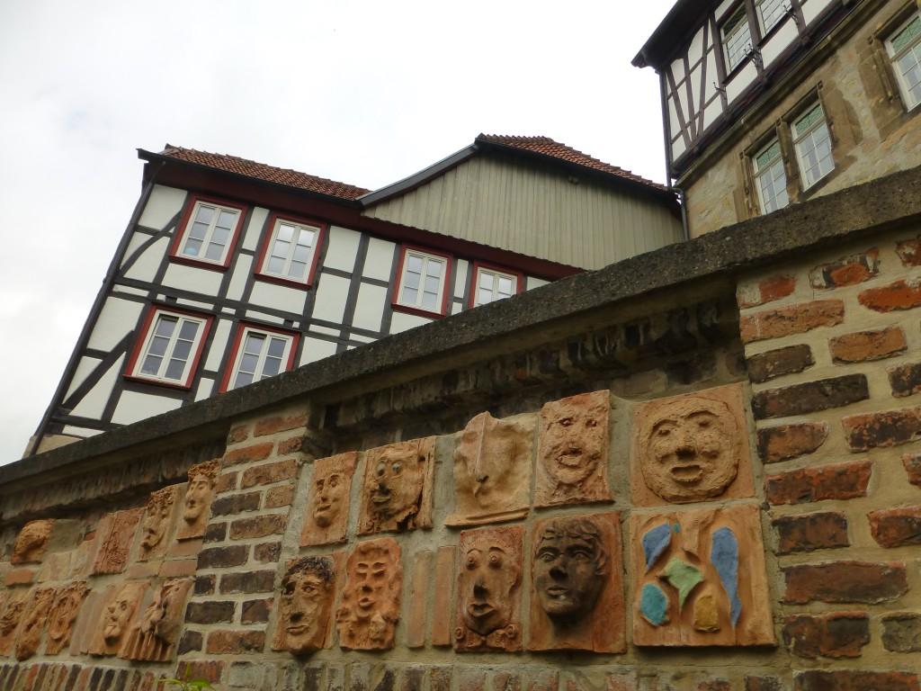 Citywall Warburh