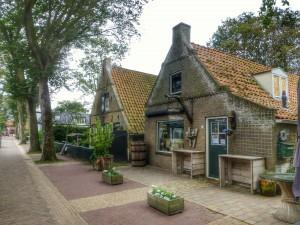 Shops in Nes, Ameland
