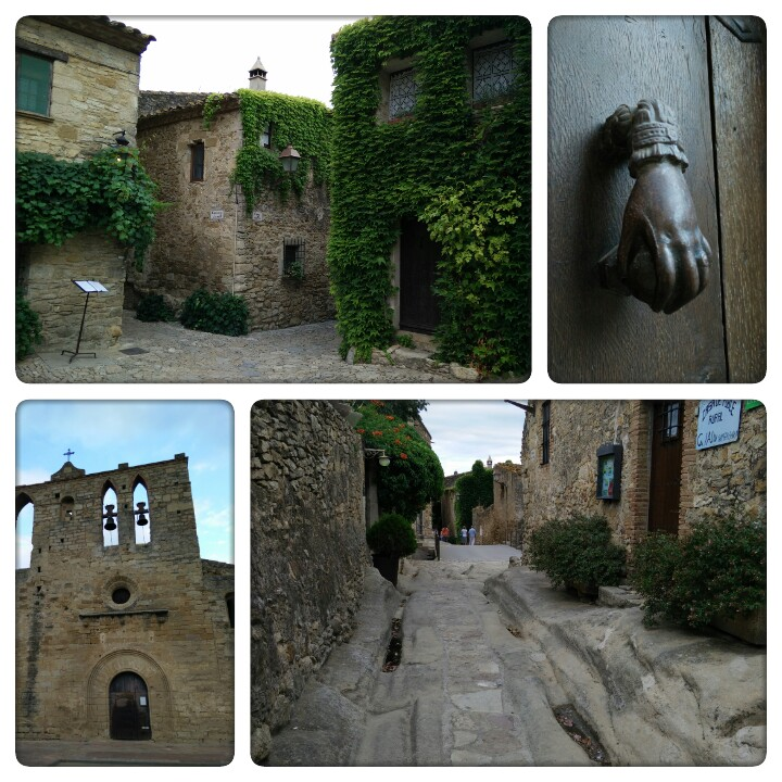 Historical Village of Peratallada