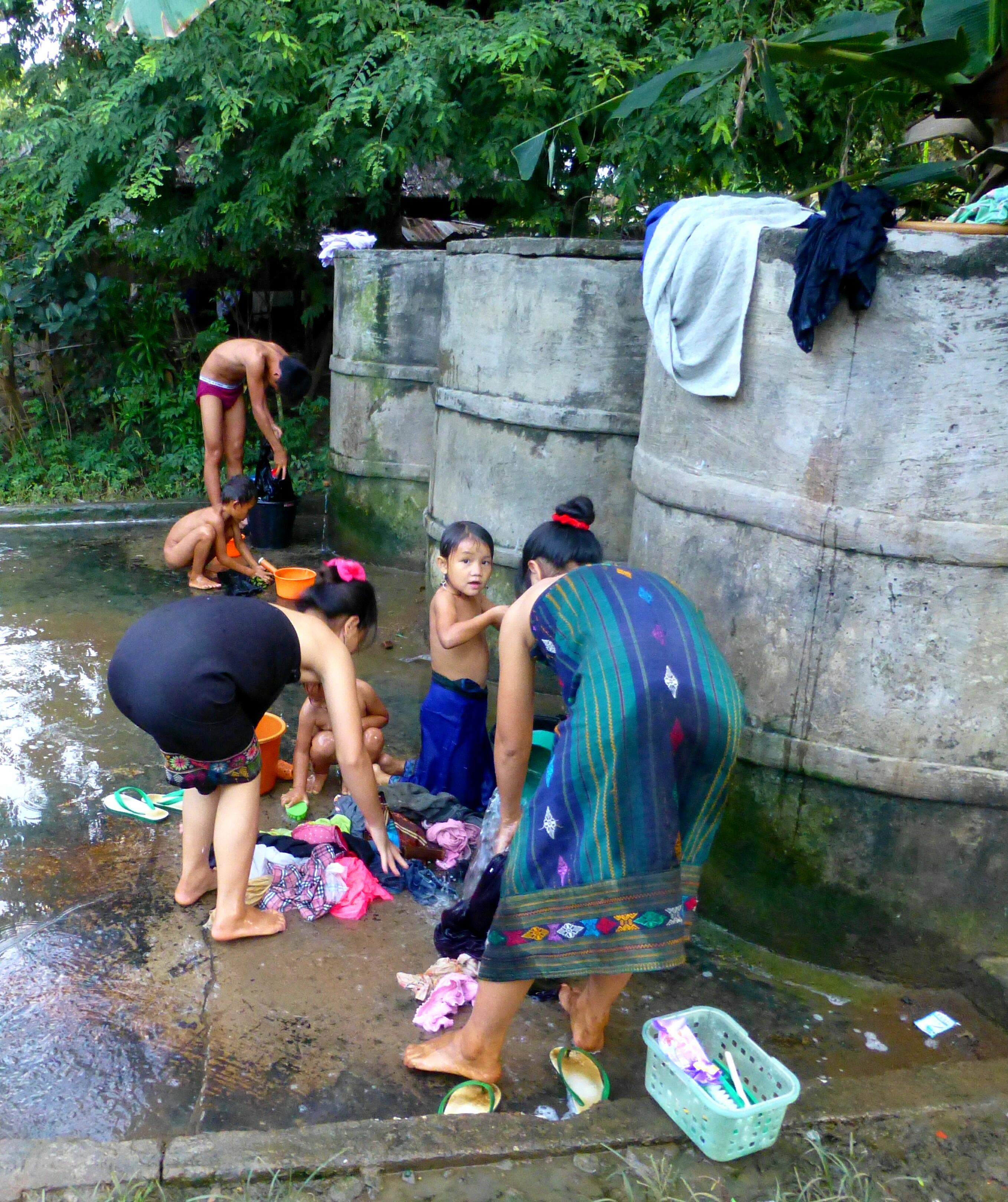 Local Village Near Luang Prabang - Safe and Healthy Travel