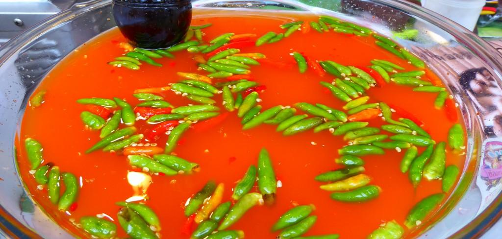 Hot soup?