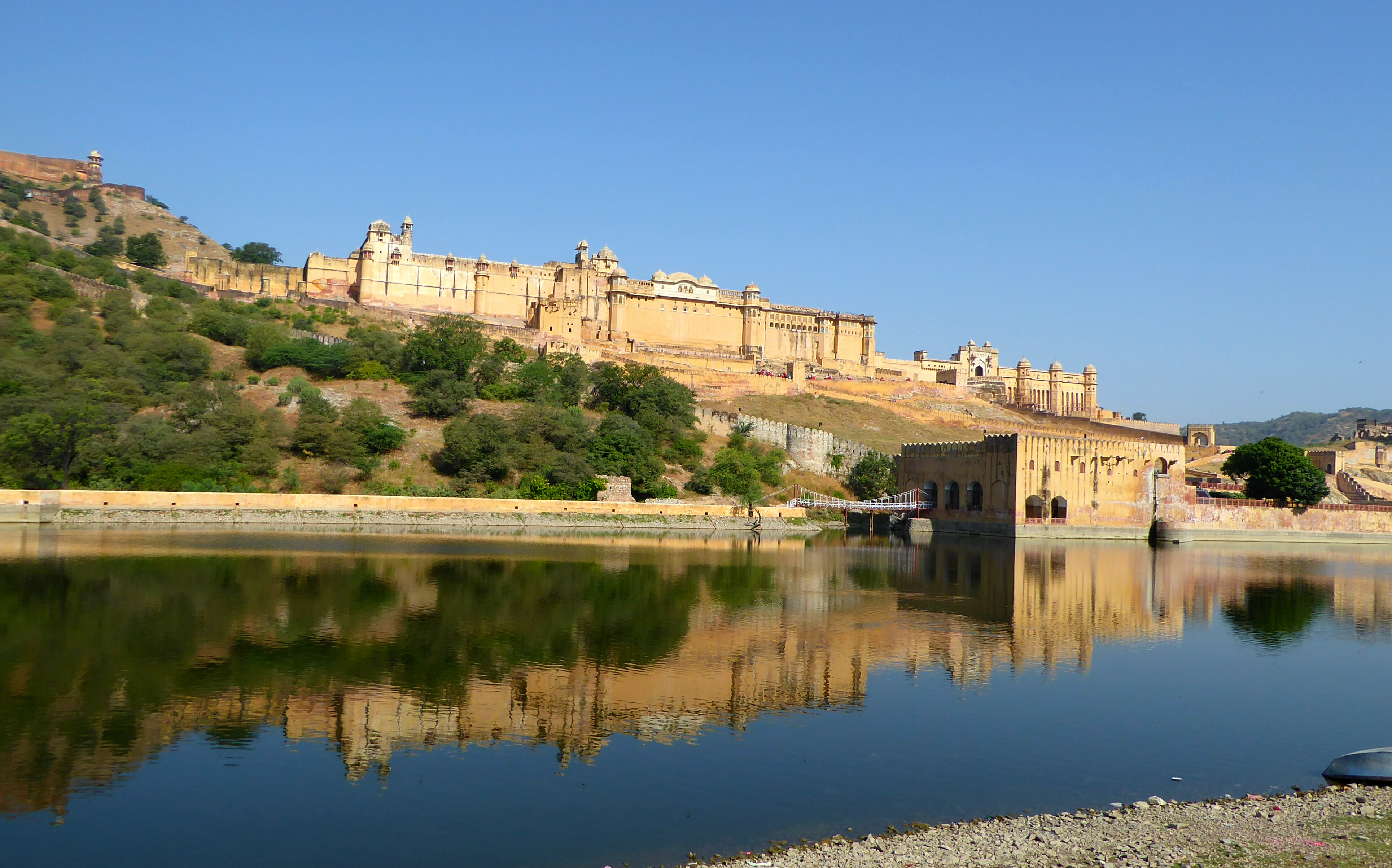 Amber Fort, Jaipur India - Rajasthan