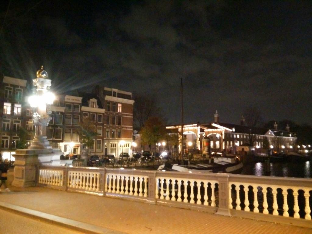 Blauwbrug, Amsterdam